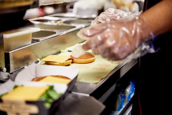 Big Mac fue la hamburguesa más pedida durante la pandemia por Delivery